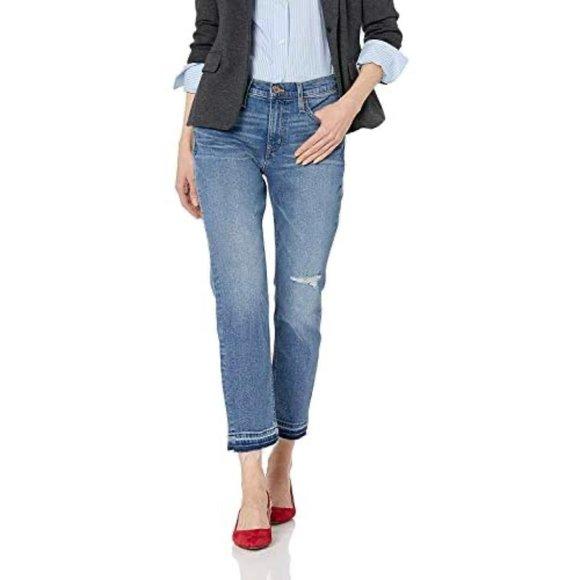 J.Crew Mercantile Size 31 Boyfriend Stretch Jeans